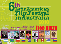 Festival Cine latino de Camberra