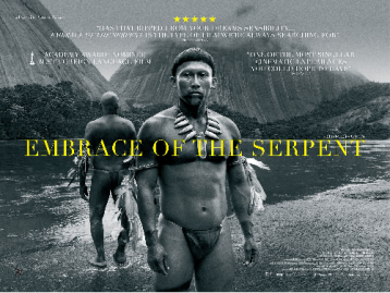 The embrace of the serpent London Ciro Guerra Film